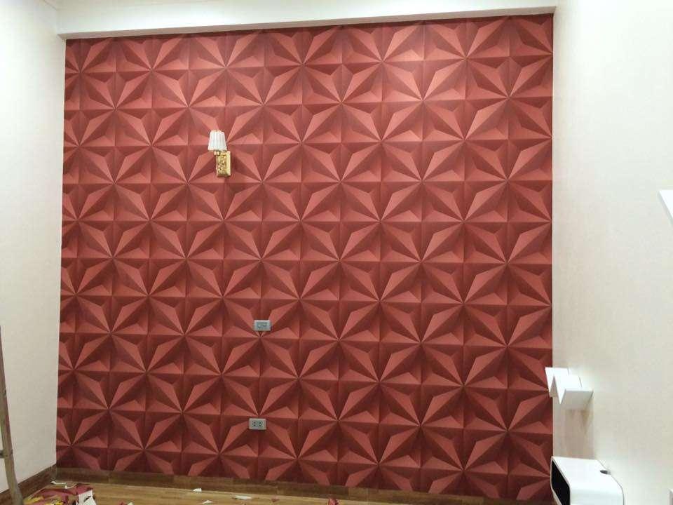 Giấy dán tường bao nhiêu tiền 1 m2