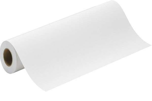 Sử dụng decal nilon dán cách ẩm sau đó dán giấy dán tường đè lên trên